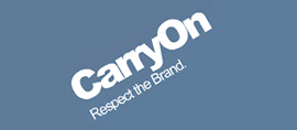 CarryOn Communications logo.