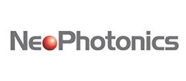 NeoPhotonics logo.