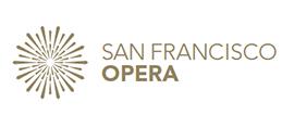 San Francisco Opera logo.