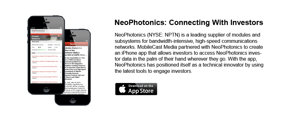 NeoPhotonics